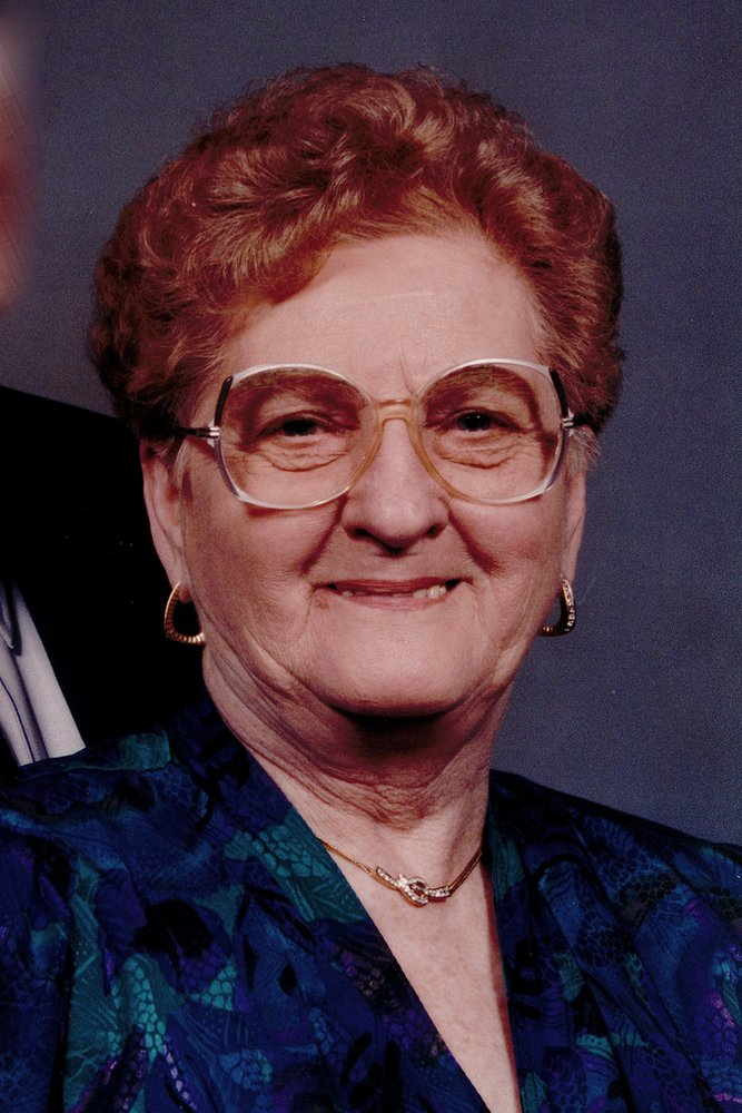 Betty Dixon (Kirton)